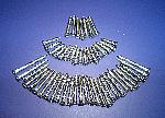 1955 Chevy 2-Door Sedan Interior Trim Screw Set