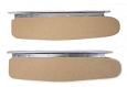 1955 1956 1957 Chevy Convertibles Sunvisor Boards