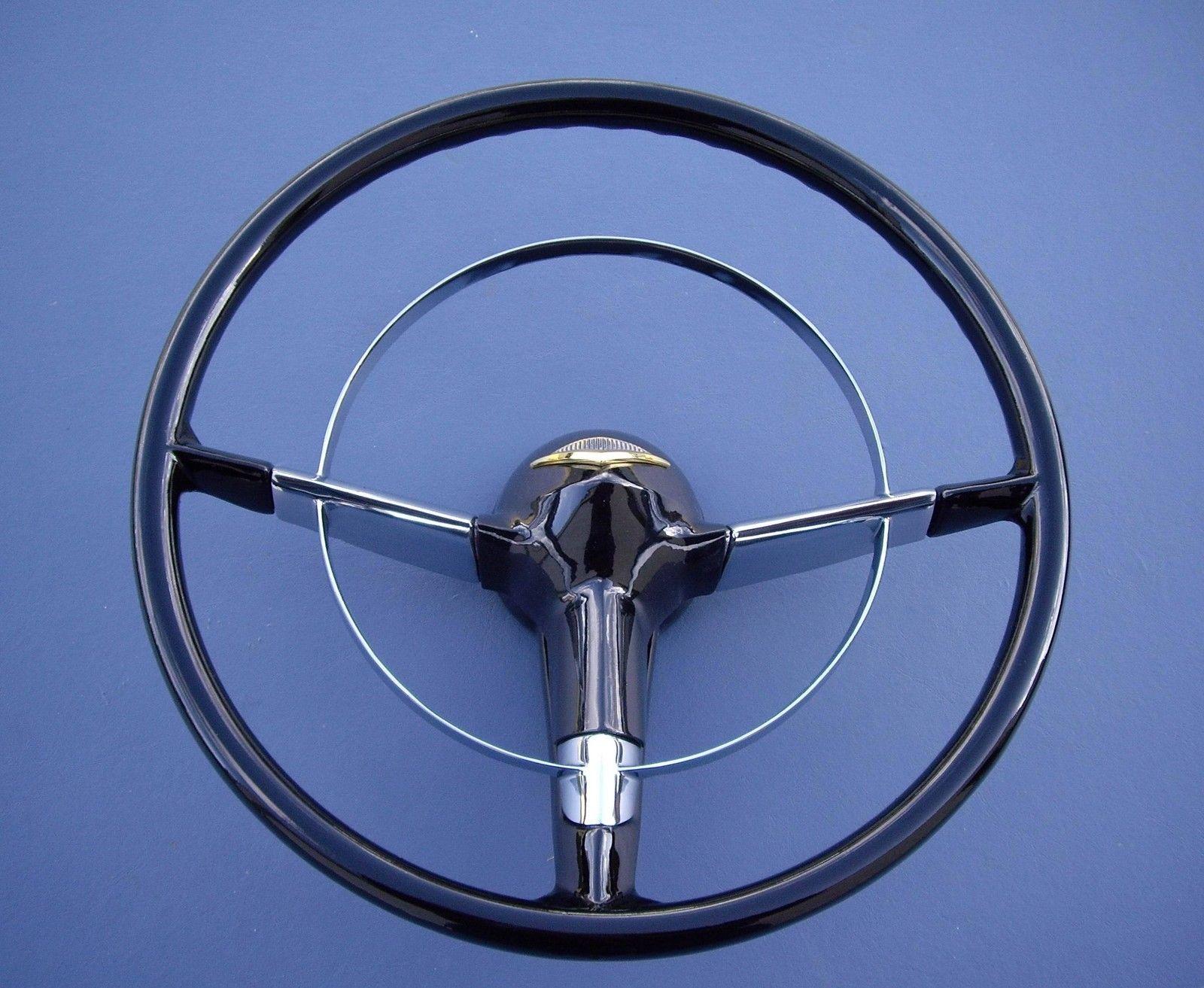"1955 1956 Chevy 15"" Steering Wheel"