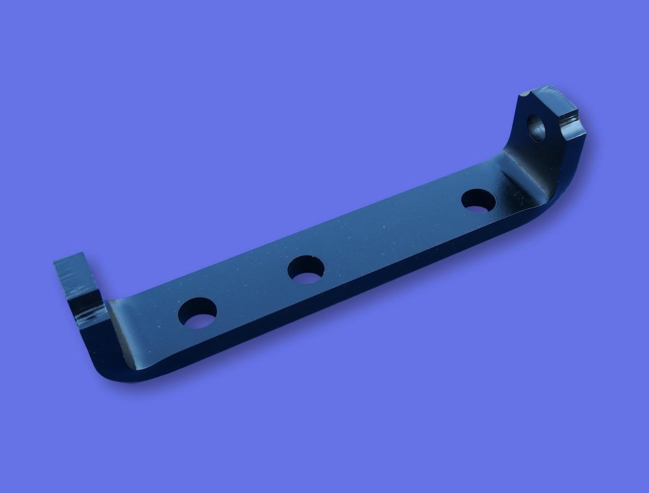 Chevrolet Chevy Car Dimmer Switch Mounting Plate 1955-1957