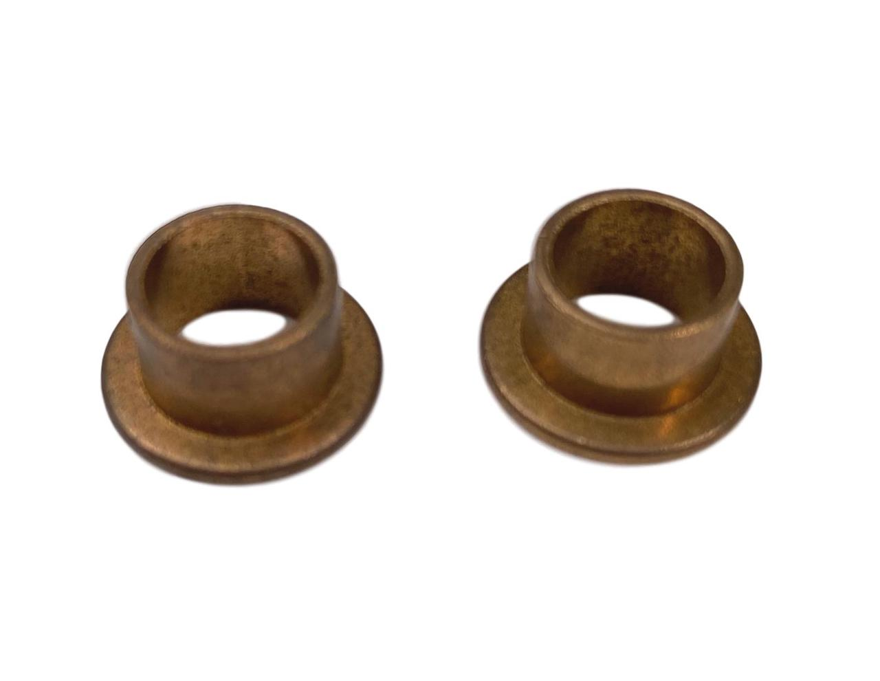 1955 1956 1957  Chevy Door Hinge Bushings Pair