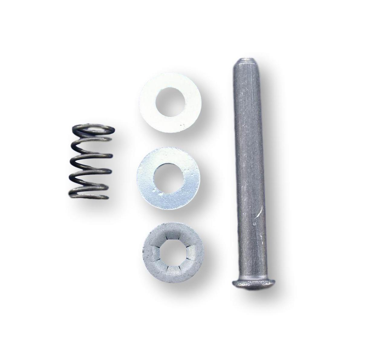 1955 1956 Chevy Deluxe Heater Shaft & Spring Repair Kit