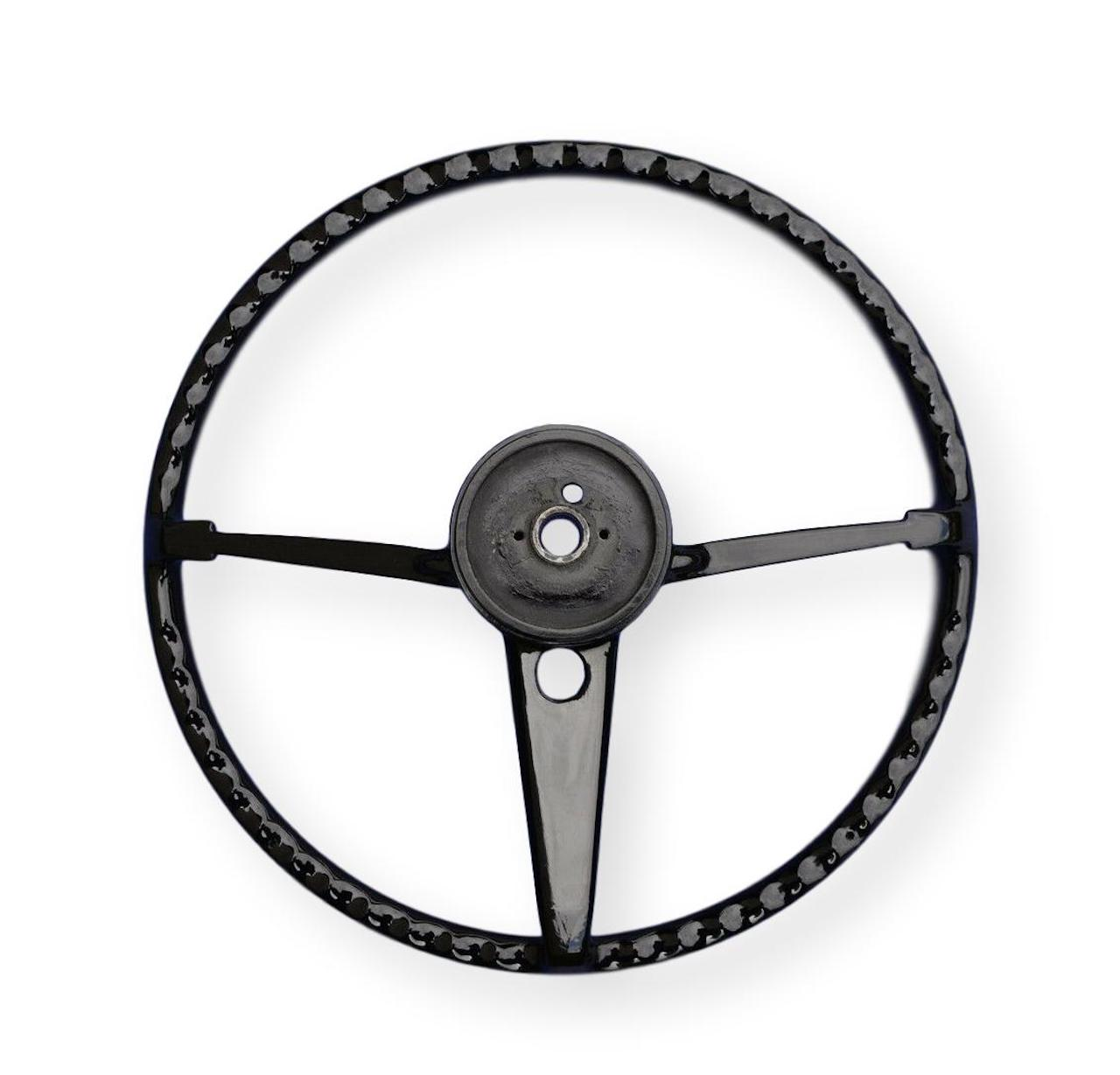 1955 1956 Chevy Original Style Steering Wheel 16