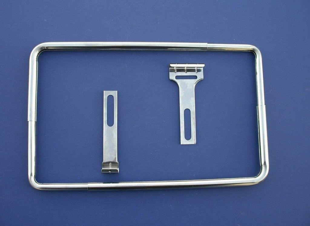 1955 Chevy Accessory License Plate Frame