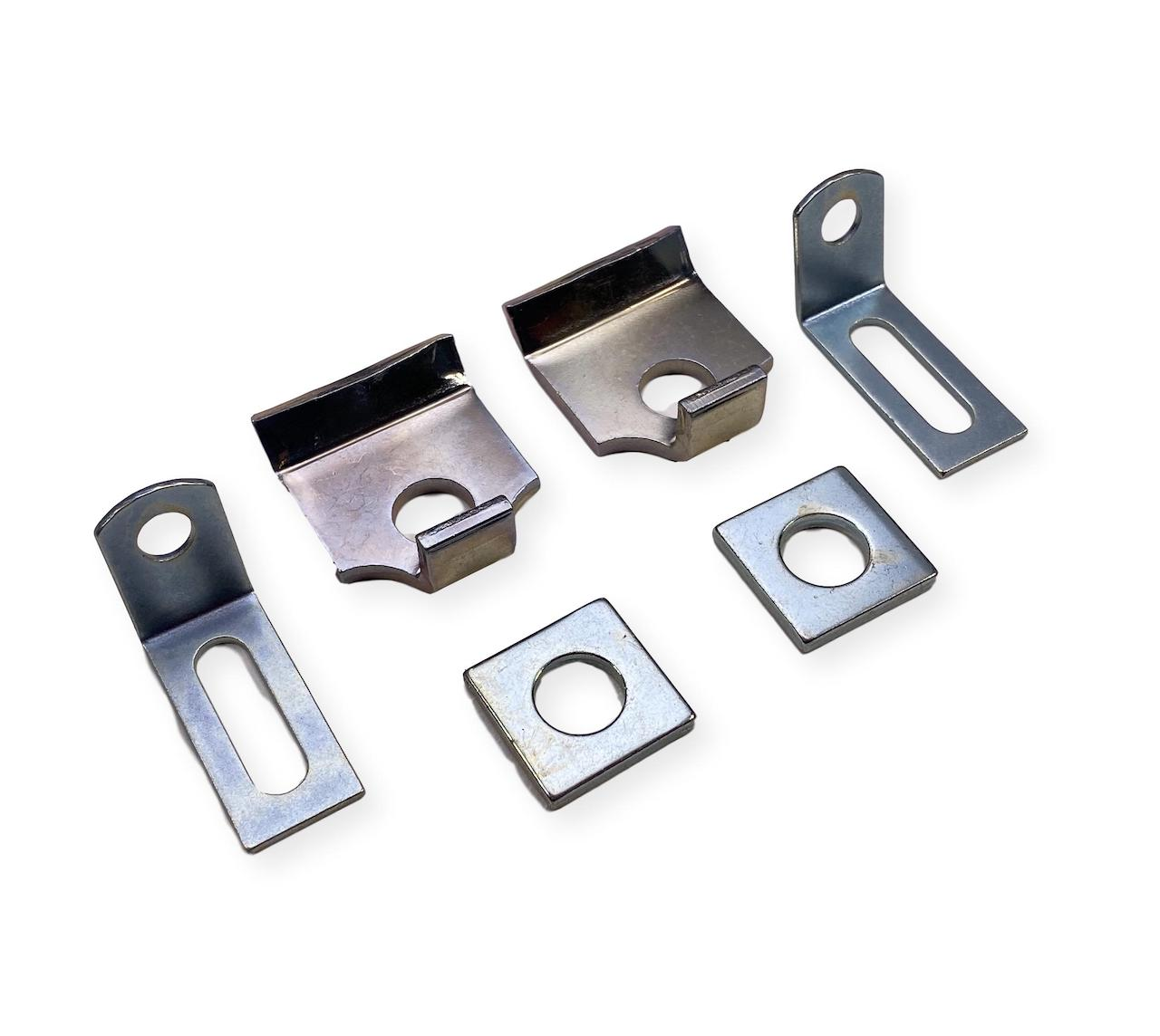 1956 Chevy Accessory Bumper Grille Guard Hardware Kit