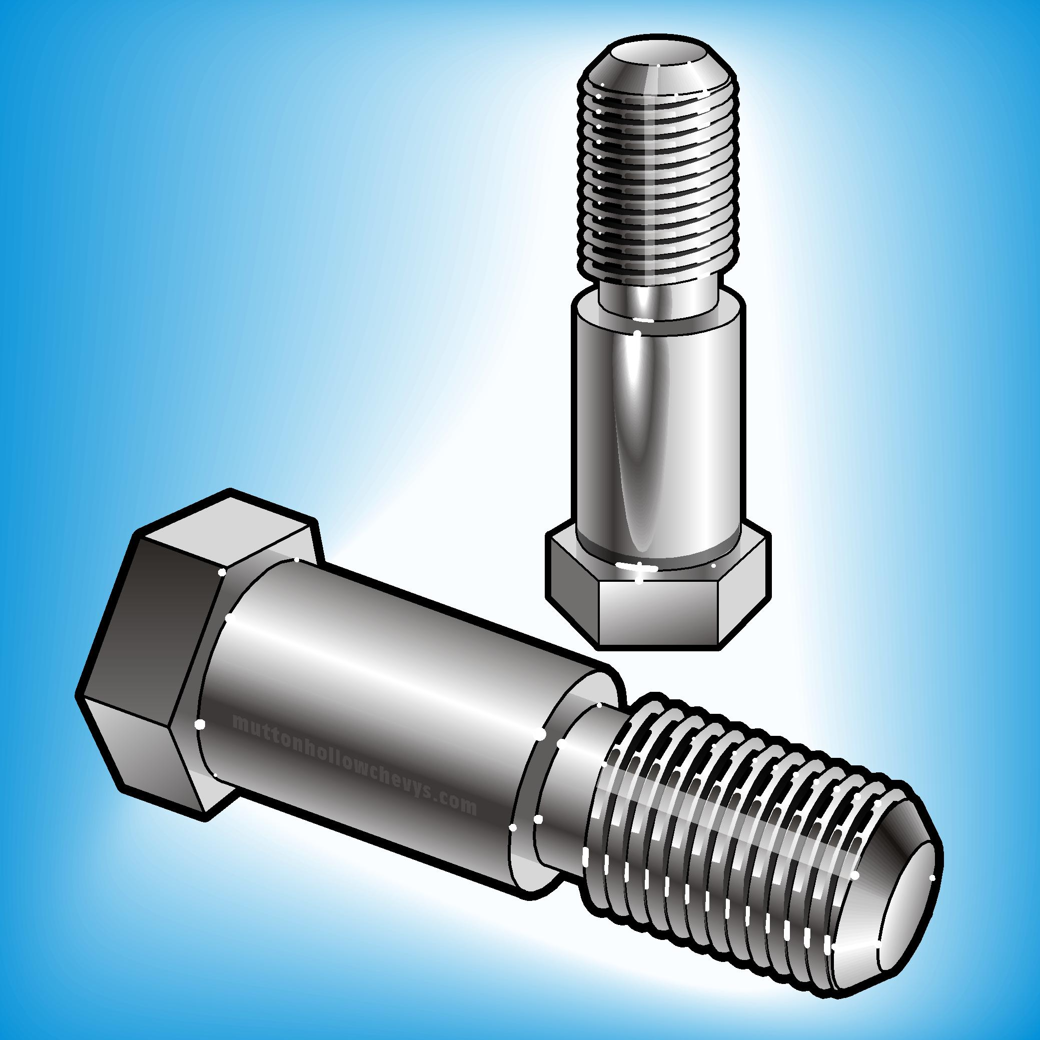 Bolts, Clips, Screws