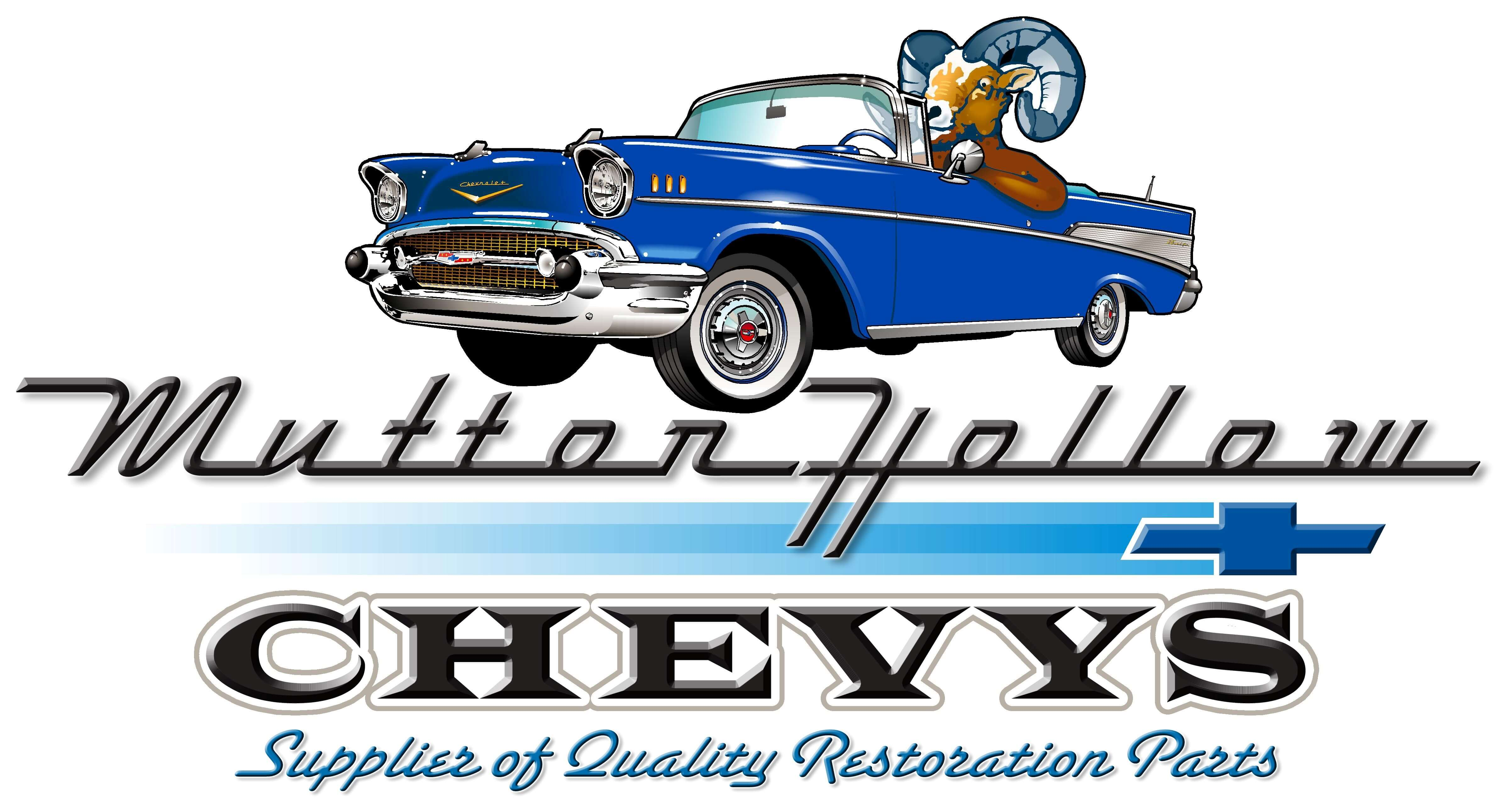 Mutton Hollow Chevys Classic Car Restoration Parts