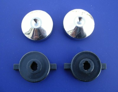 1955 Chevy Radio Knob Set for Wonderbar