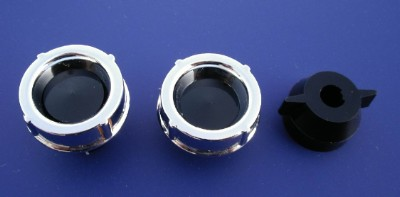 1957 Chevy Radio Knob Set