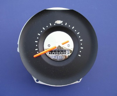 1957 Chevy Speedometer Head For Manual Transmission
