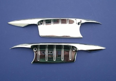 1957 Chevy Door Handle Guards