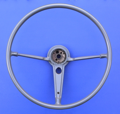 1955 1956 Chevy Original Style Restomod Steering Wheel 16