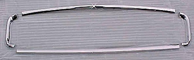 1955 Chevy Grille Moulding Set