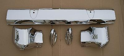 1956 Chevy Rear Bumper 5-Piece