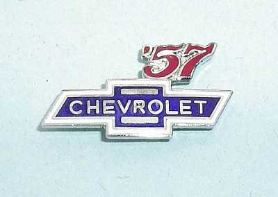 1957 Chevrolet Hat Pin