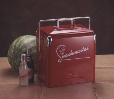Classic Snakmaster Picnic Cooler
