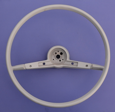 1957 Chevy Original Style Restomod Steering Wheel 16