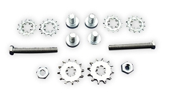 1955 1956 1957 Chevy Convertible 1/4 Glass Channel Screw Kit