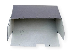 1955 1956 Chevy Glove Box Liner
