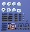 1955 1956 1957 Chevy Front Suspension Fastener Kit