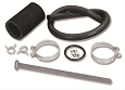 1957 Chevy Gas Tank Filler & Vent Hose Kit