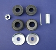 1955 1956 1957 Chevy Power Steering Cylinder Mounting Kit