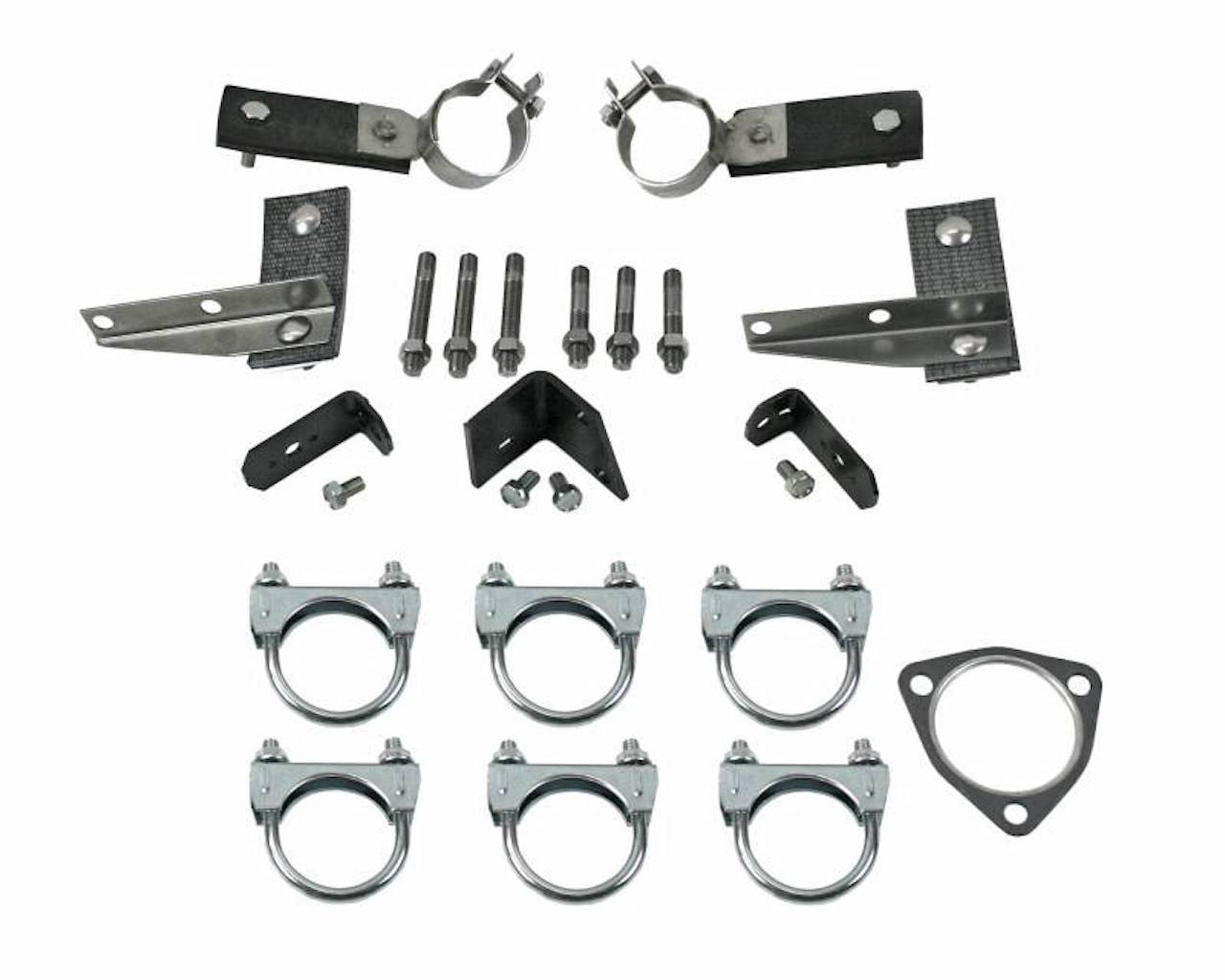 1957 Chevy V-8 Dual Exhaust Hanger Kit