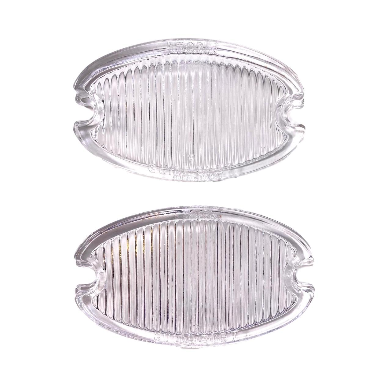 1957 Chevy Clear Glass Back-Up Lenses