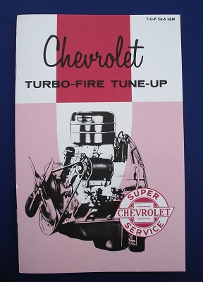 1956 Chevy Turbo Fire Tune Up Guide