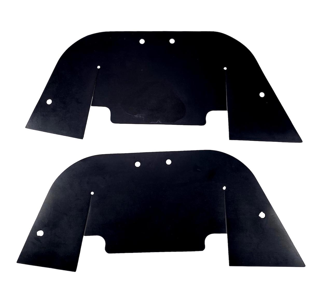 1957 Chevy A-Arm Dust Shields