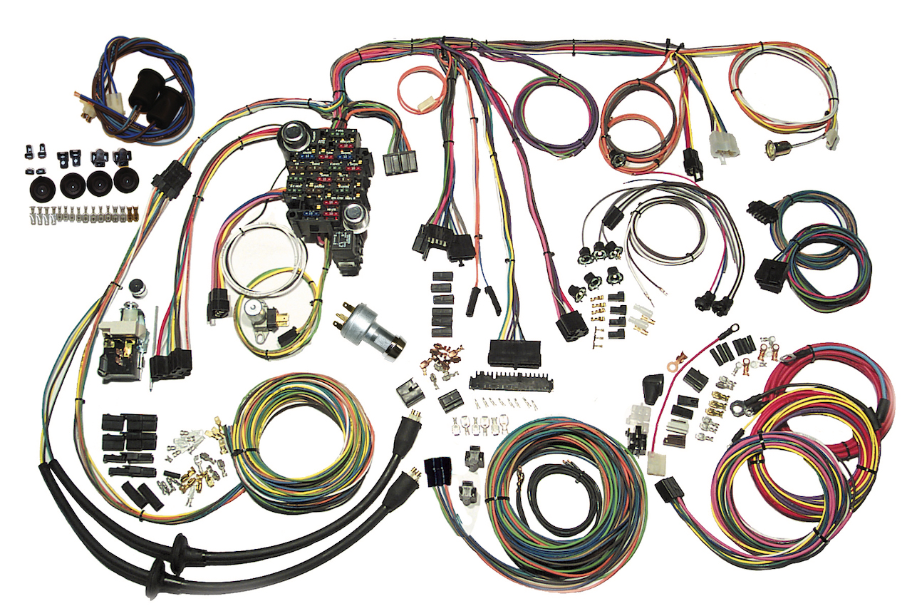 1957 Chevy Complete Wire Harness Kit