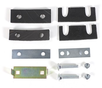 1955 1956 1957 Chevy Radiator Support Mounting Kit