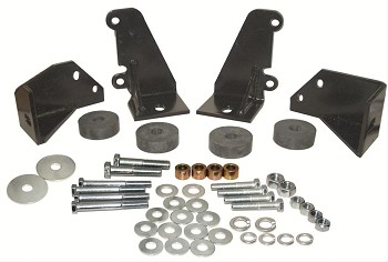 1955 1956 1957 Chevy Turbo 350, 400, 700-R4 Side Transmission Mount Kit