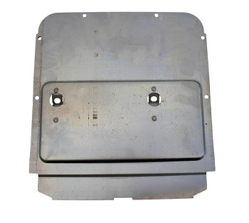 1955 1956 1957 Chevy 2-D Sedan LH Rear Quarter Access Hole Cover