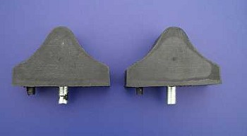 1955 1956 1957 Chevy Lower A-Arm Cushions