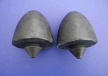 1955 1956 1957 Chevy Upper A-Arm Cushions