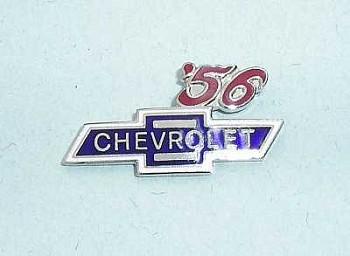 1956 Chevrolet Hat Pin