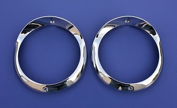 1955 Chevy Headlight Bezels