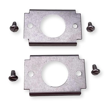 1955 1956 Chevy Back Up Light Conversion Plates